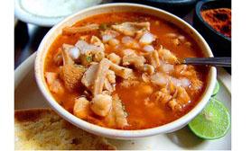 Durango caldillo soup